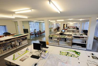 Loos architects architecture urbanism interior for Kantoor interieur inspiratie